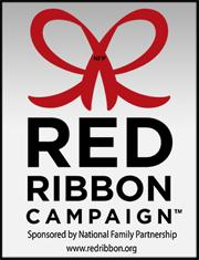 Wear Red for Red Ribbon Week